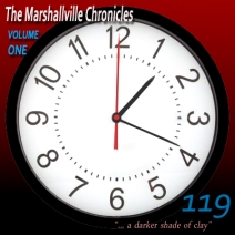 "The Marshallville Chronicles: ""119"" the kitchen clock"